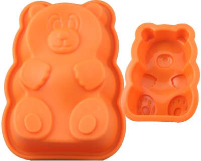 soap molds for soap decoration big bear