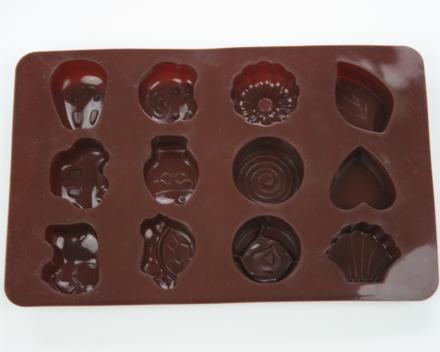 Soap molds bonbon 1