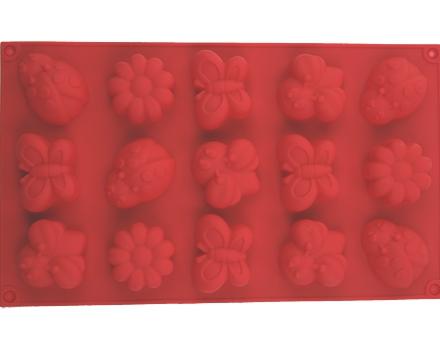 Gietmallen voor zeepjes QP0055S