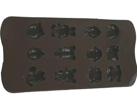 Gietmallen voor zeepjes QP0058S gietzeep mallen