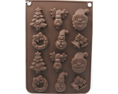 Soap molds Winter 3